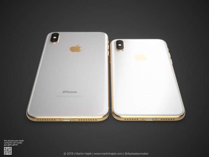 iPhone-X-Blanco-Oro