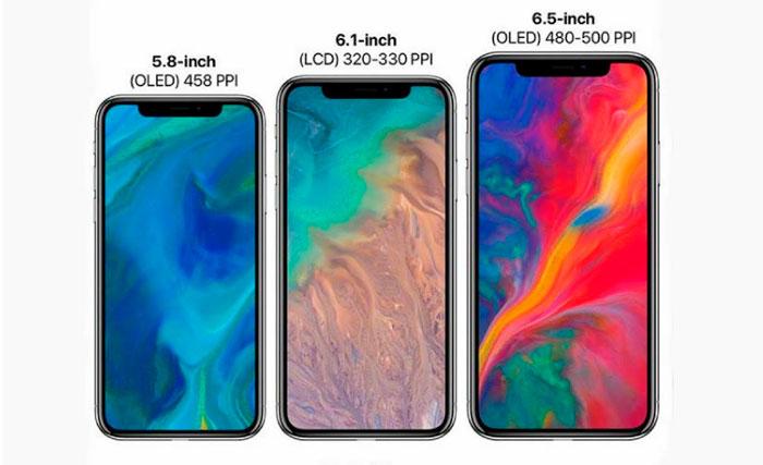 iPhones-2018