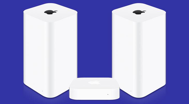 Apple deja de fabricar su línea de routers inalámbricos AirPort