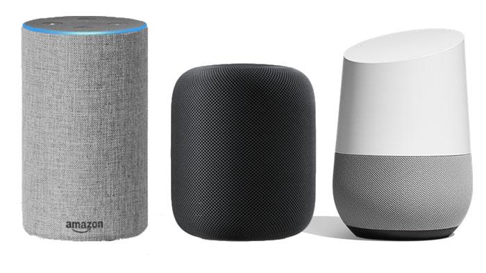 Amazon_Echo-HomePod-Google-Home