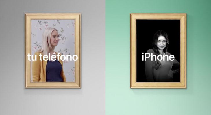 Apple sigue intentando que los usuarios de Android se pasen al iPhone con dos nuevos anuncios