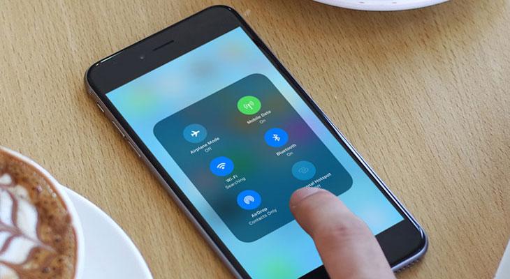 Cómo saber si el WiFi o Bluetooth de tu iPhone está encendido, apagado o desactivado