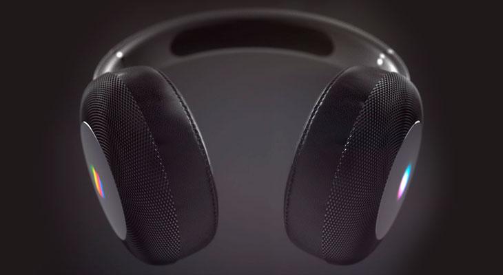 Así podrían ser los auriculares inalámbricos de diadema de Apple [Vídeo]
