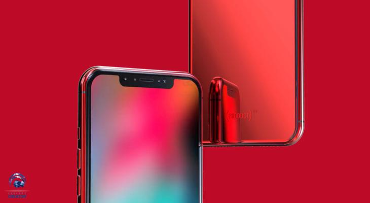 Nuevo concepto imagina un iPhone X y un iPhone X Plus rojos [Vídeo]