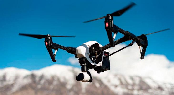 Los contrabandistas chinos utilizan drones para pasar iPhones por la frontera