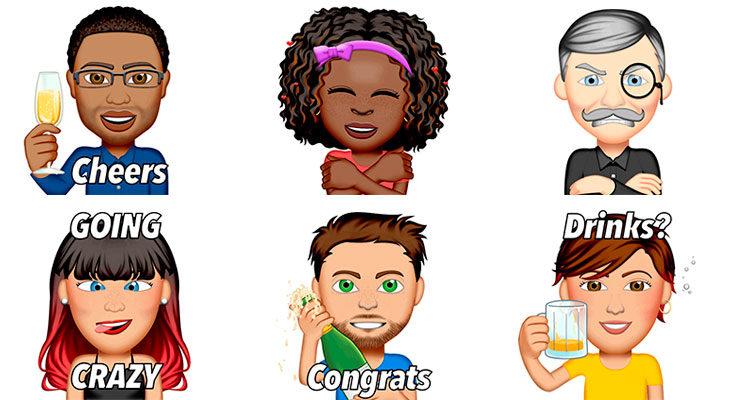 Haz tus propios Emojis personalizados gratis desde tu iPhone