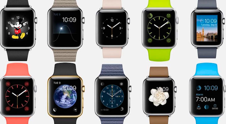 El Apple Watch pronto podría contar con esferas de terceros