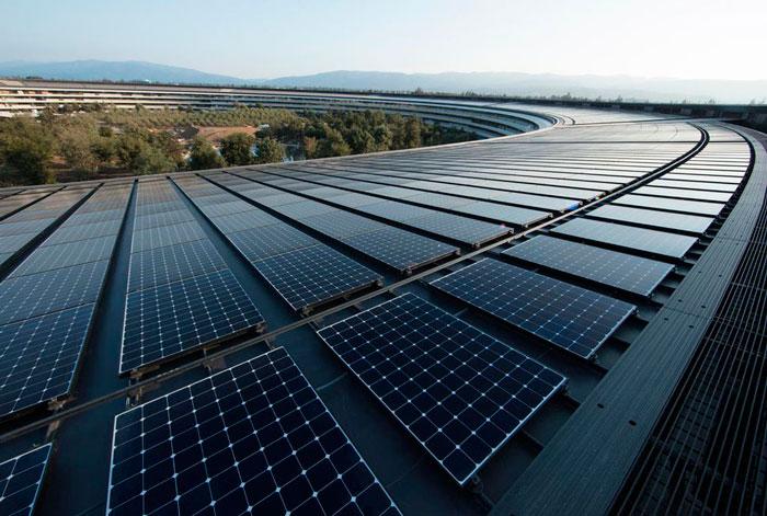 Paneles-Solares-Apple-Park