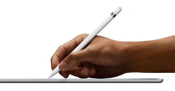 iPad compatible Apple Pencil