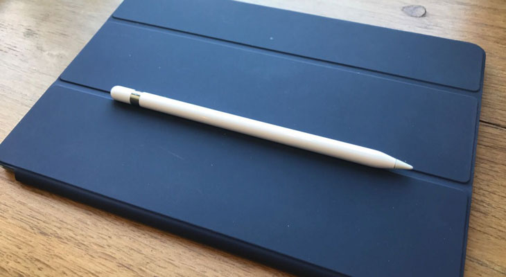 ¿Con qué iPad puedo usar Apple Pencil?
