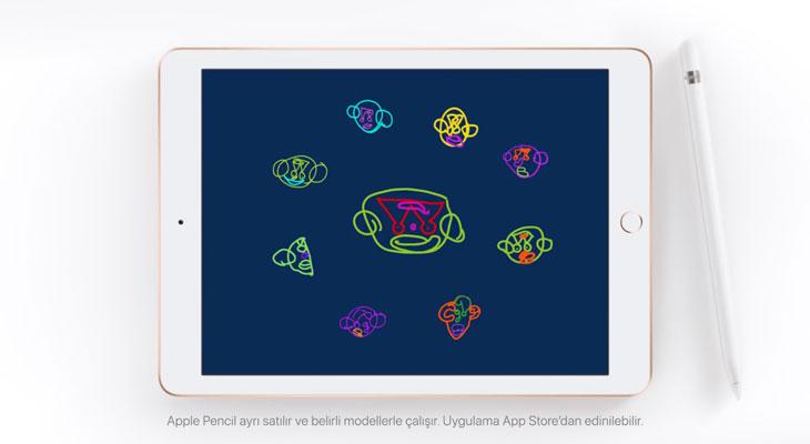 Los nuevos anuncios del iPad muestran la creatividad de los más pequeños