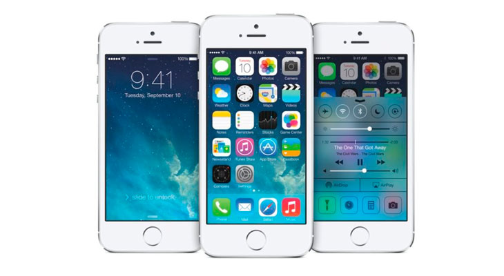 Es posible que el iPhone 5s sea compatible con iOS 12