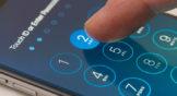 Cómo proteger tu iPhone de los hackers con un código de acceso alfanumérico