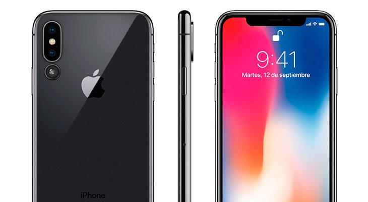 En 2019 podríamos tener un iPhone con triple cámara trasera