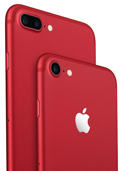 iPhone-7-rojo