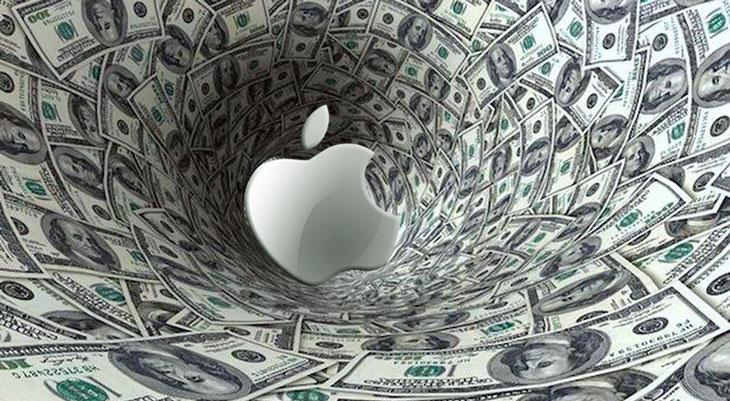 A Apple le va más que bien: su segundo trimestre fiscal ha sido de récord