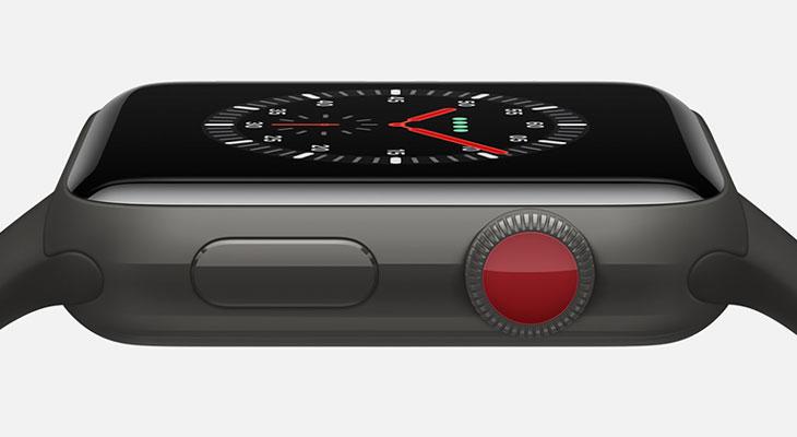 El Apple Watch Series 3 con LTE ya disponible en cuatro nuevos países