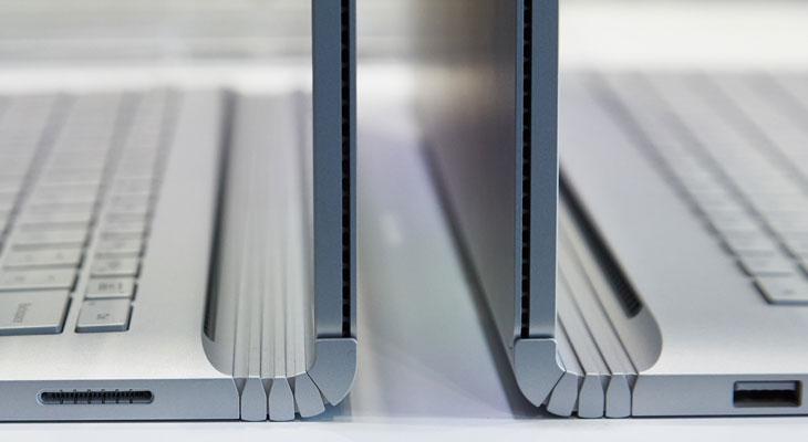 Apple podría lanzar un MacBook con mecanismo de bisagra similar al del Microsoft Surface
