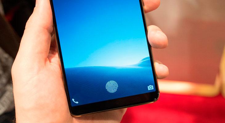 Así podría haber sido Touch ID si Apple lo hubiera integrado en la pantalla del iPhone X [Vídeo]