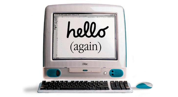 El iMac cumple 20 años. Así cambió la historia de Apple