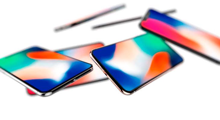 Una filtración muestra un supuesto iPhone X de 2018 en dos nuevos colores