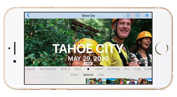 Cómo editar los Recuerdos desde la app Fotos de tu iPhone