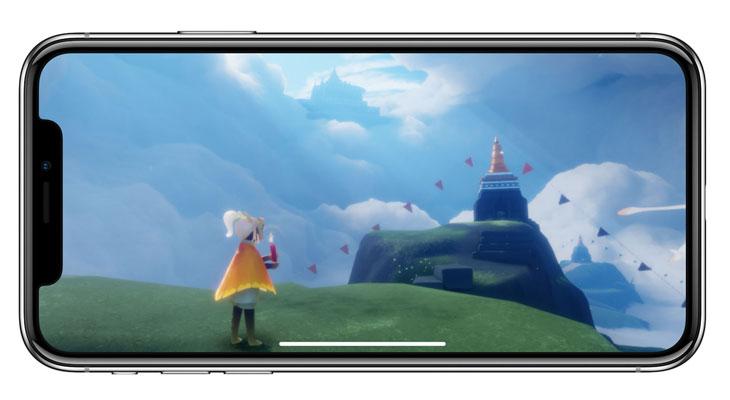 Todas las actualizaciones de aplicaciones deberán ser compatibles con el iPhone X a partir de julio