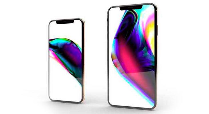 El iPhone de 6,5 pulgadas tendrá el tamaño del iPhone 8 Plus, y iOS 12 soportará Face ID en horizontal