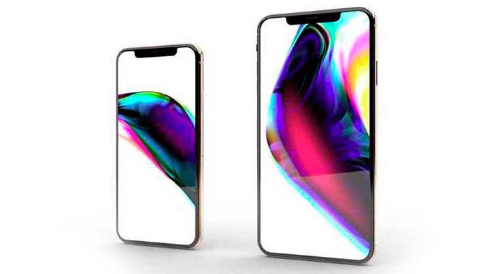 El iPhone de 6,5 pulgadas tendrá el tamaño del iPhone 8 Plus, y iOS 12 soportará Face ID en horizontal