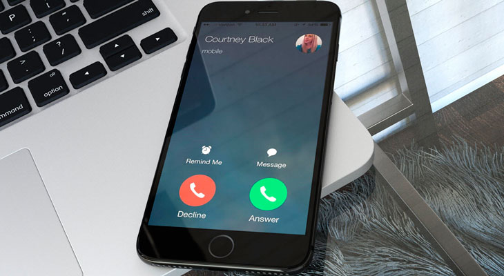 En el futuro Siri podrá rechazar una llamada y enviar un mensaje adecuado a quien nos llamó