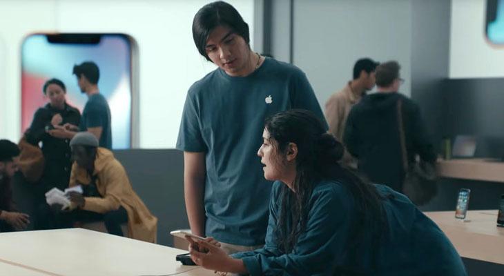Samsung se vuelve a cubrir de gloria con un anuncio contra el iPhone