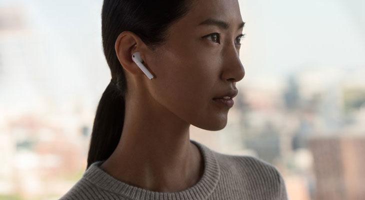 Escucha en Directo llegará a los AirPods con iOS 12