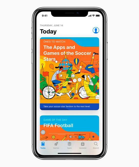 App-Store-Mundial