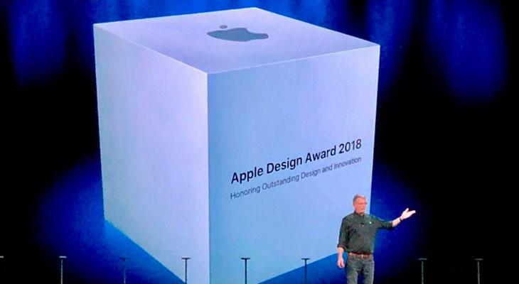 Estos son los ganadores de los Apple Design Awards 2018