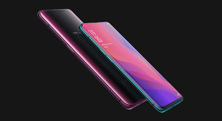 "Oppo le demuestra a Apple que eliminar el ""notch"" es posible"