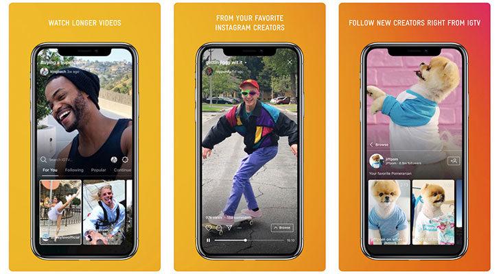 Como empezar a utilizar IGTV, la nueva plataforma de vídeo de Instagram