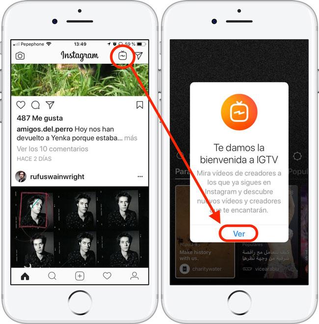 Instagram-IGTV