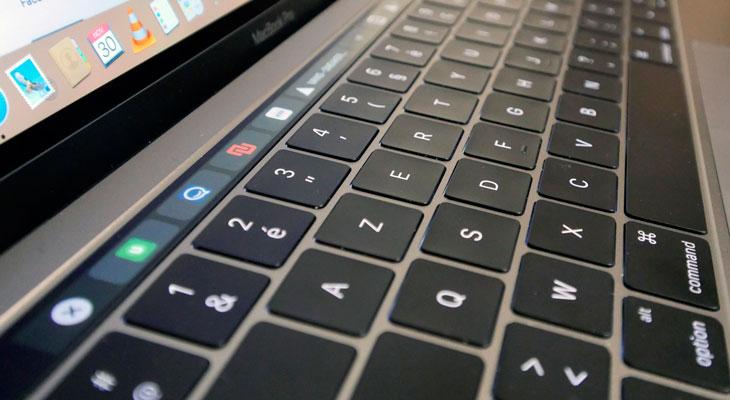 Apple lanza un programa de reparación para los teclados mariposa del los MacBook Pro