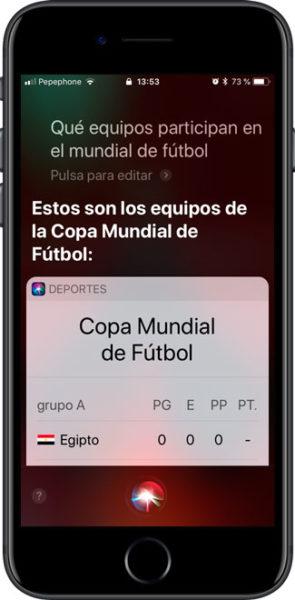Siri-Mundial