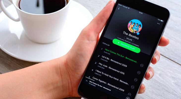 iOS 12 permitirá a Siri interactuar con apps tipo Spotify