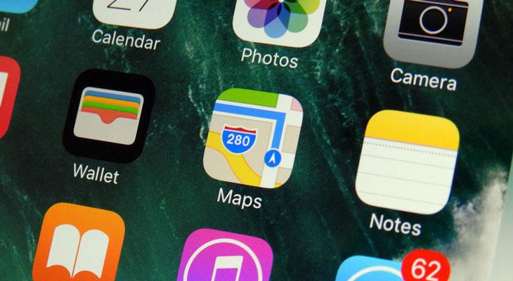 Apple empezará con su App de mapas desde cero