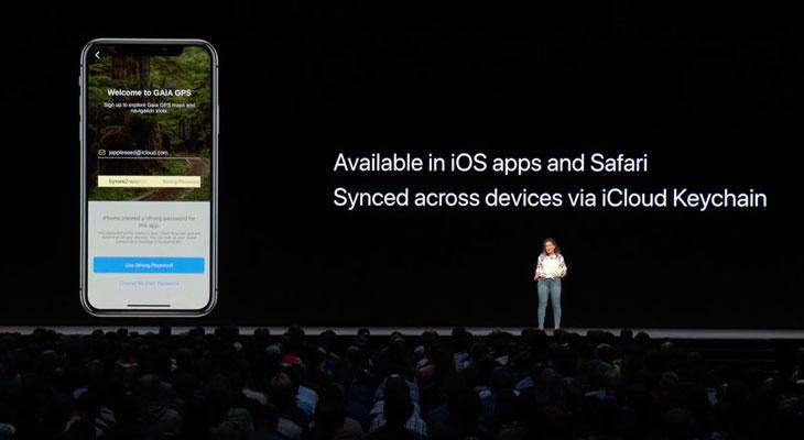 iOS 12 hará nuestros iPhones más seguros con nuevas herramientas de gestión de contraseñas