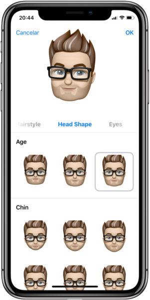iOS-12-Memojis