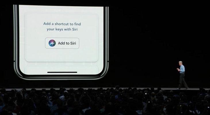 Shortcuts: una nueva aplicación que funciona con Siri para crear comandos de voz personalizados