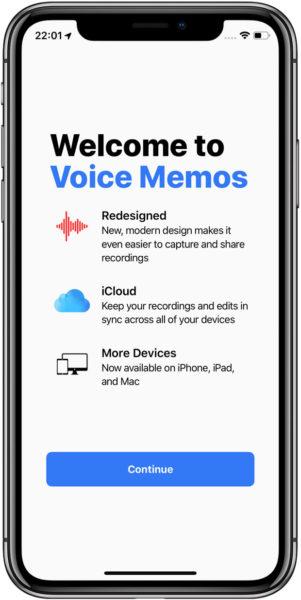 iOS-12-Voice-Memos