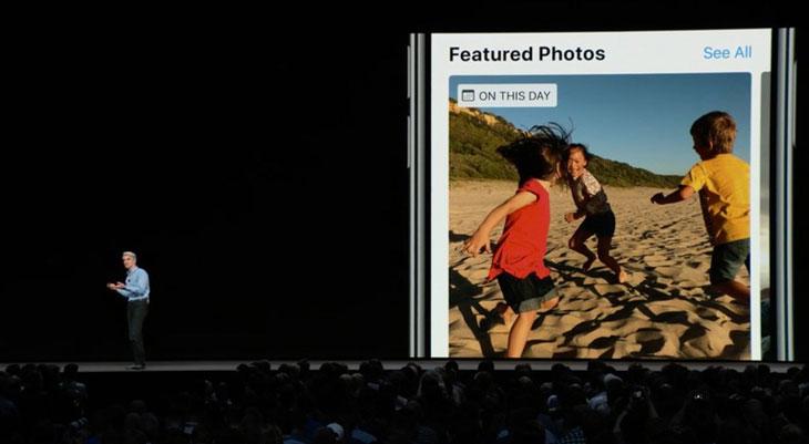 """Fotos tendrá una nueva sección llamada """"For You"""" en iOS 12"""