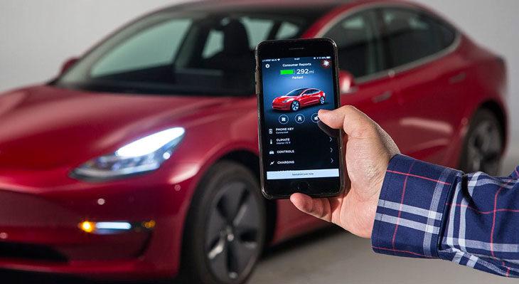 Apple quiere sustituir las llaves de tu coche por un iPhone