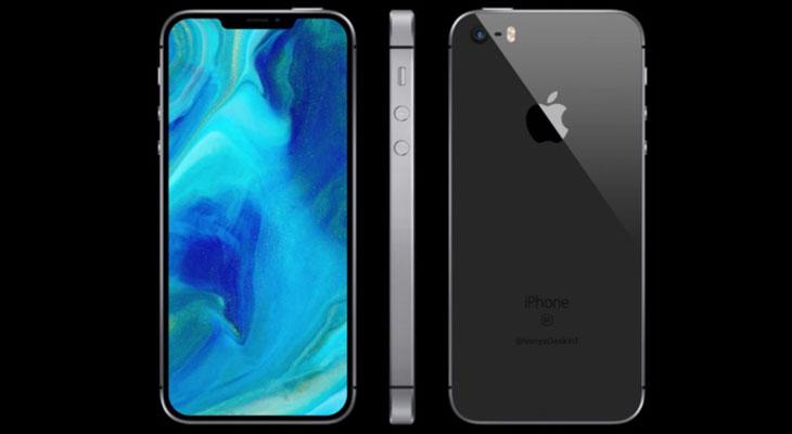 Una nueva filtración sugiere que el iPhone SE 2 tendrá el diseño del iPhone X