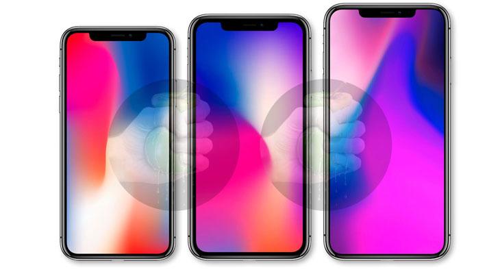 Los precios de los iPhone de 2018 serían más bajos