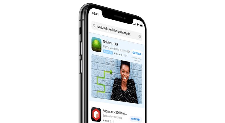 Empezaremos a ver anuncios en la App Store en pocos días